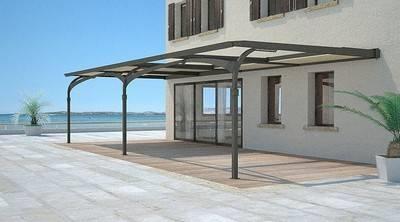 Pergole in alluminio pergole e tettoie da giardino - Tettoie da giardino in ferro ...