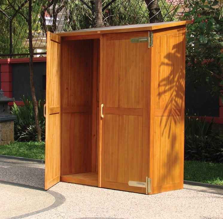 in legno per esterni - Pergole e tettoie da giardino - Strutture per ...