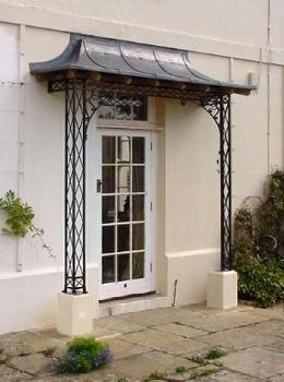 Tettoie in ferro battuto pergole e tettoie da giardino - Tettoie da giardino in ferro ...