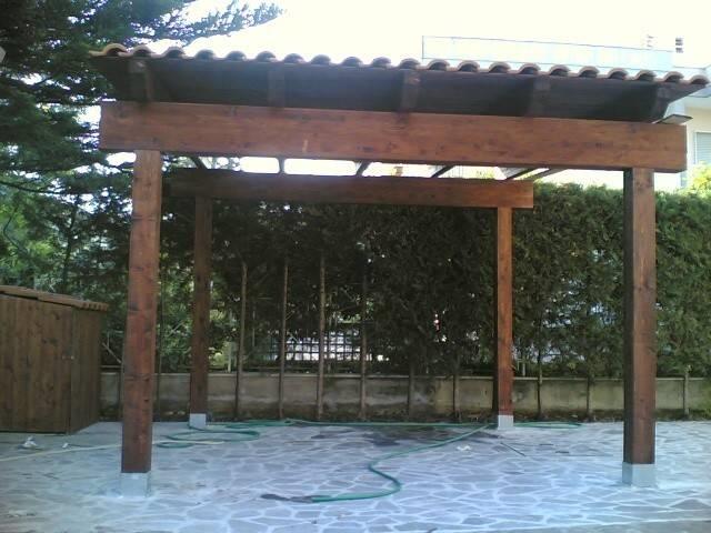 Speciale moda donna primavera estate tettoie - Tettoie da giardino in ferro ...