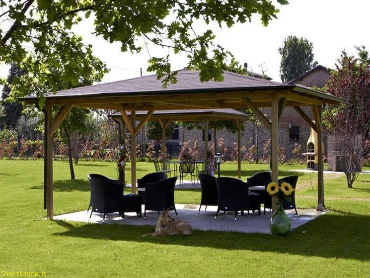 Tettoie in pvc pergole e tettoie da giardino tipologie - Pergole da giardino ...