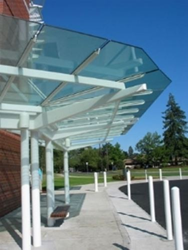 Tettoie in vetro pergole e tettoie da giardino - Tettoie da giardino in ferro ...