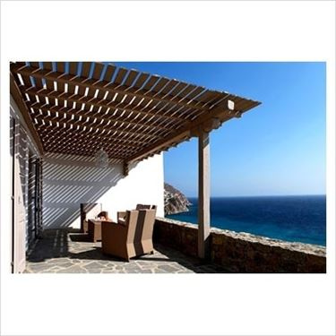 tettoia da balcone