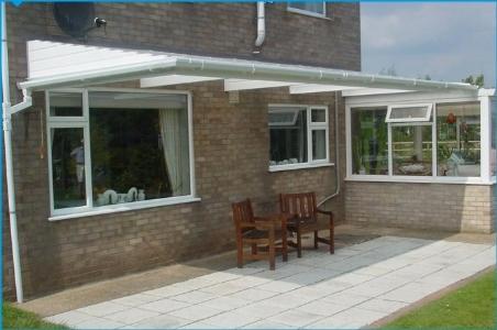 Tettoie per esterni pergole e tettoie da giardino - Tettoie in legno per esterno ...