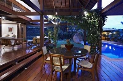 Verande in legno pergole e tettoie da giardino - Verande da giardino ...