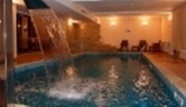 piscina da casa.