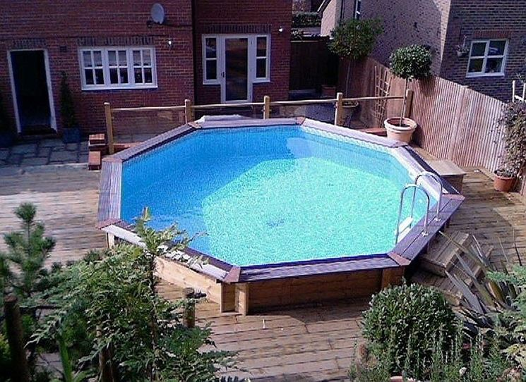 Piscine da giardino fuori terra piscine piscine da - Piscina da giardino fuori terra ...