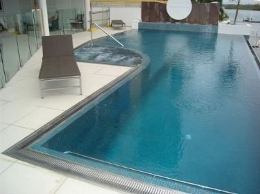 piscina interna.