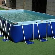 piscina in kit.