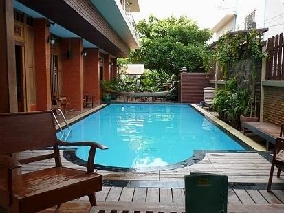 Piscine in legno piscine - Hotel bangkok piscina ...