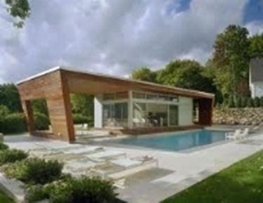 piscina di stile.