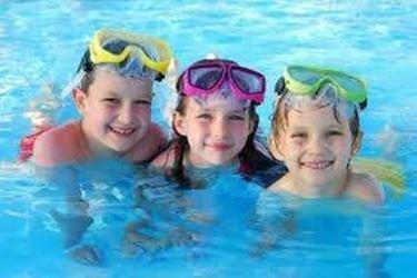 Le piscine per bambini