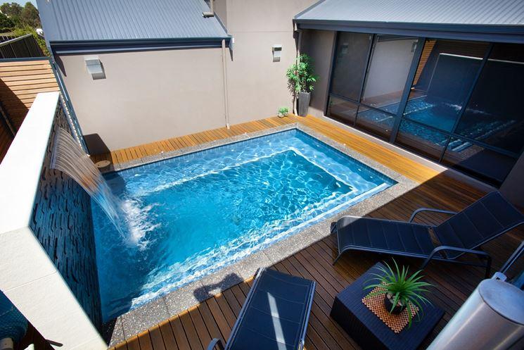 Piscine piccole piscine piscine di piccole dimensioni - Piccole piscine da giardino ...