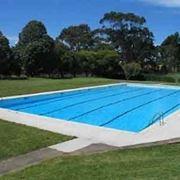 piscina pulita.
