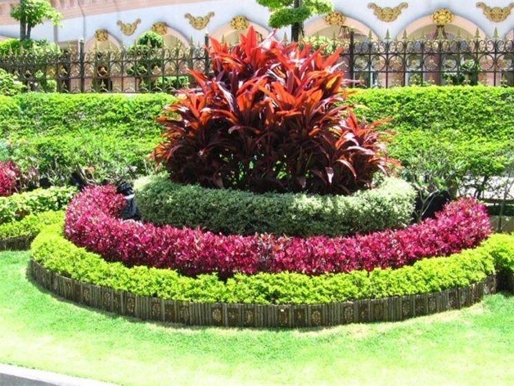 Super Aiuole giardini - Progettazione giardini - Progettare aiuole per  SN88