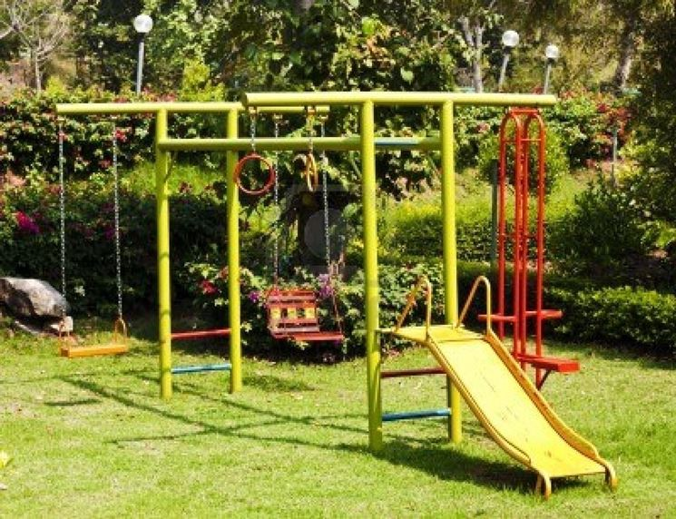 Giochi da giardino per bambini