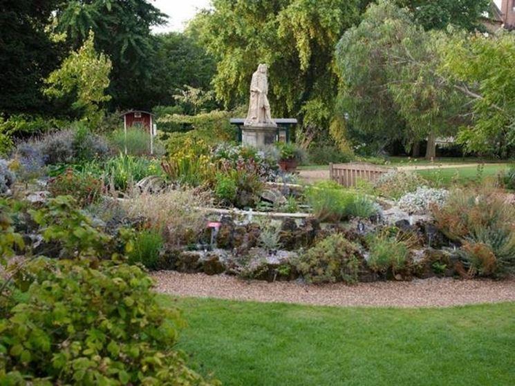 giardini in citt� Chelsea
