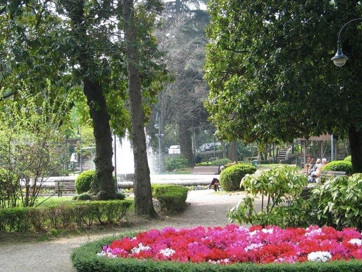 giardini Vittorio Veneto
