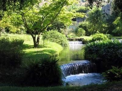Laghetto Con Cascata Da Giardino : Cascate progettazione giardini cascate da giardino