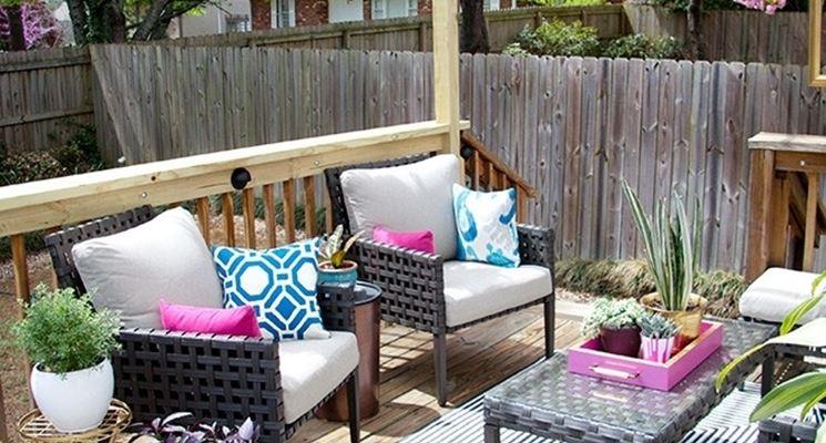 ... un giardino - Progettazione giardini - Come abbellire un giardino