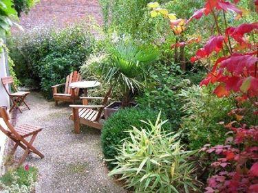 appartamento in vendita con giardino