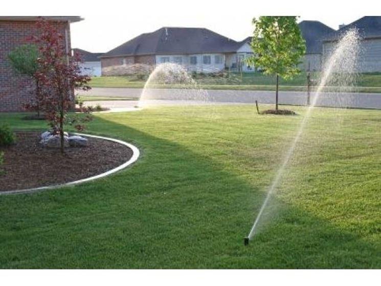 irrigazione piccolo giardino fai da te