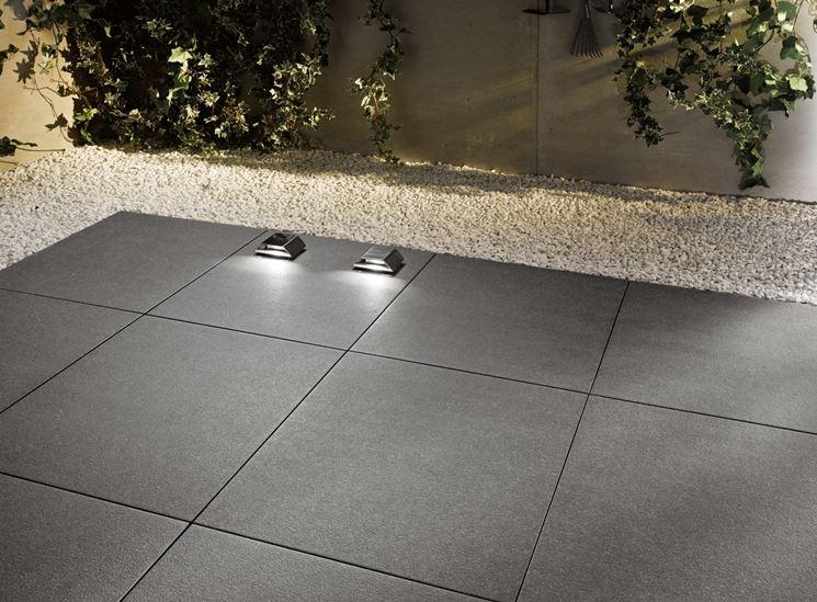 Emejing pavimento per terrazzo esterno gallery idee arredamento