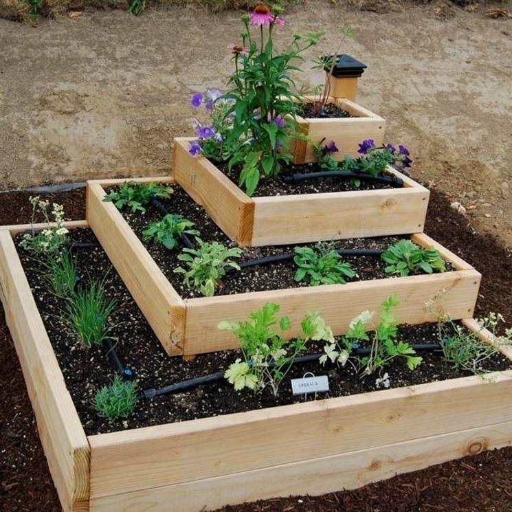 Giardini a terrazze - Progettazione giardini - Giardini a ...