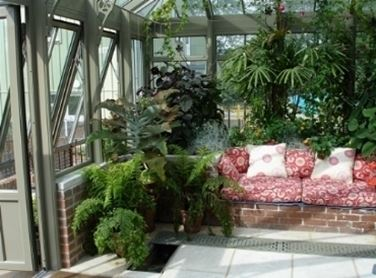 giardino coperto