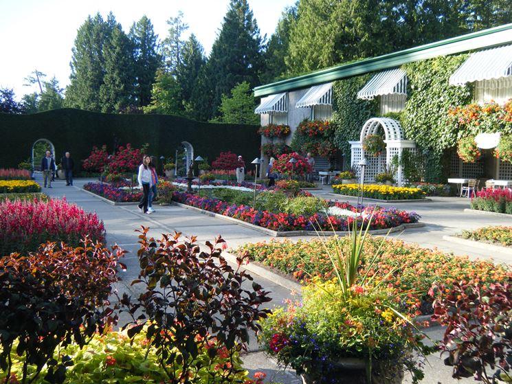 Il giardino all'italiana