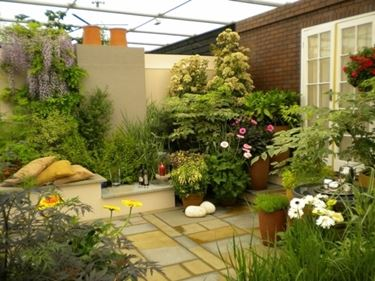 vasi da utilizzare per arredare giardini in terrazza
