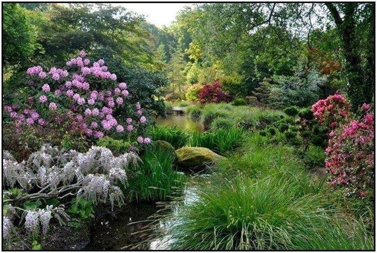 Giardini inglesi progettazione giardini come for Giardini francesi