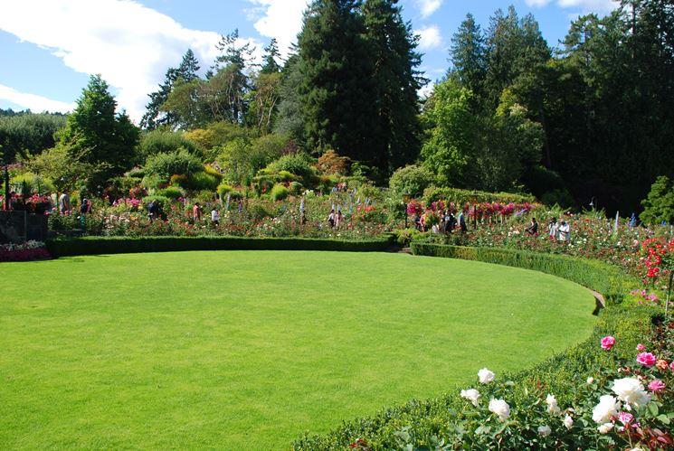 giardini verdi pensili