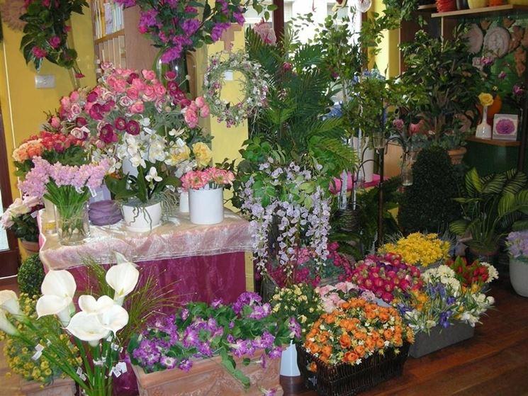 giardino in casa floreale