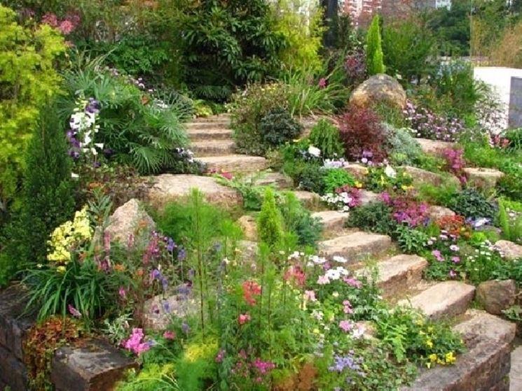 Favoloso Idee giardino fai da te - Progettazione giardini - Creare un giardino HT01