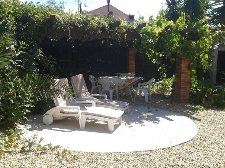 Idee giardino fai da te progettazione giardini creare - Idee per realizzare un giardino ...