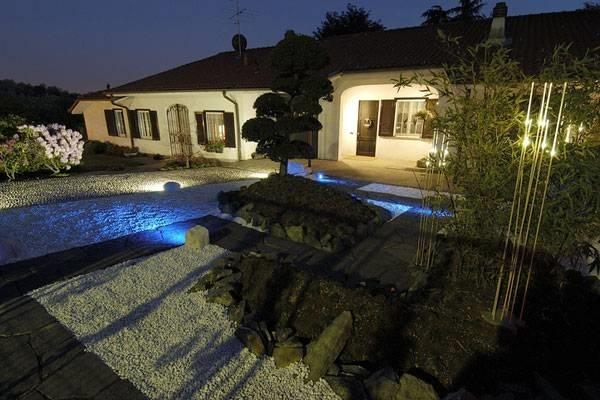 Illuminazione progettazione giardini illuminazione giardino - Illuminazione giardino ...
