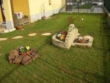 Piccolo giardino essenziale
