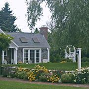 Un giardino in perfette condizioni