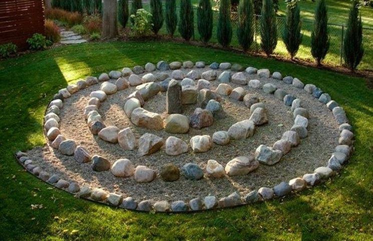 Pietre Da Giardino Per Aiuole : Sassi per giardino progettazione giardini sassi per il