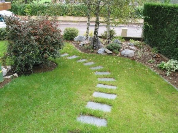 Vialetti da giardino progettazione giardini vialetti - Vialetto giardino economico ...