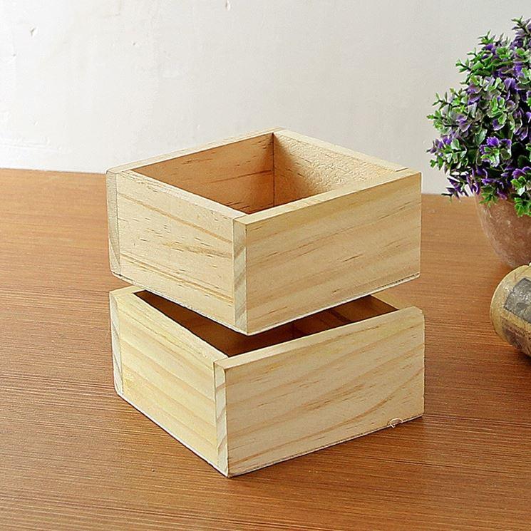 Fioriere legno