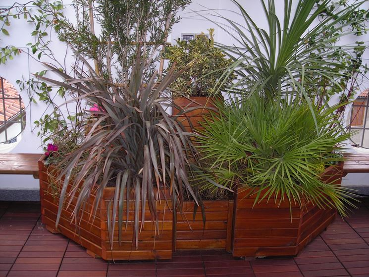 Fioriere da esterno - Vasi e fioriere - Fioriere per ambienti esterni