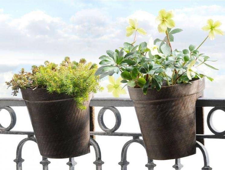 fioriere terrazzo vasi