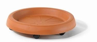 Porta vasi in ceramica