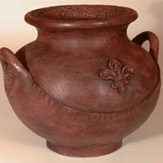 Vaso in argilla