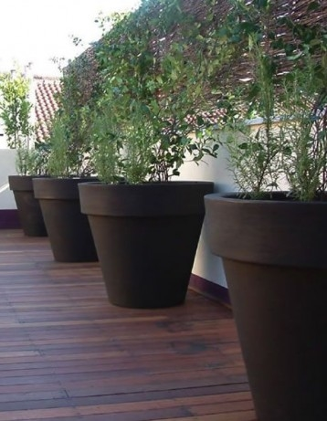 Composizioni Vasi Da Esterno - Design Per La Casa Moderna - Ltay.net