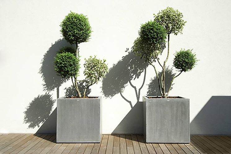 Vasi in resina per esterni vasi e fioriere vasi da - Vasi da giardino ...