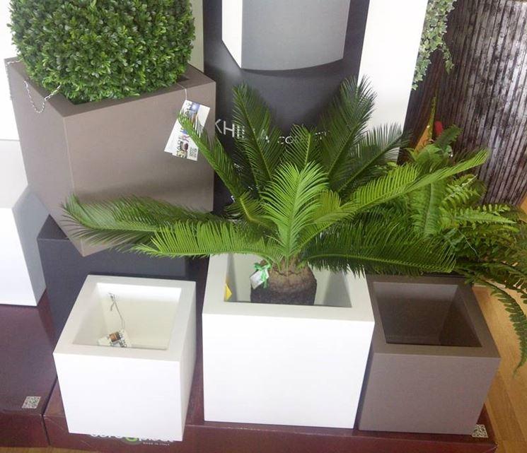 Vasi in resina per esterni vasi e fioriere vasi da for Vasi da arredamento design