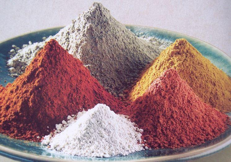 Colori argilla